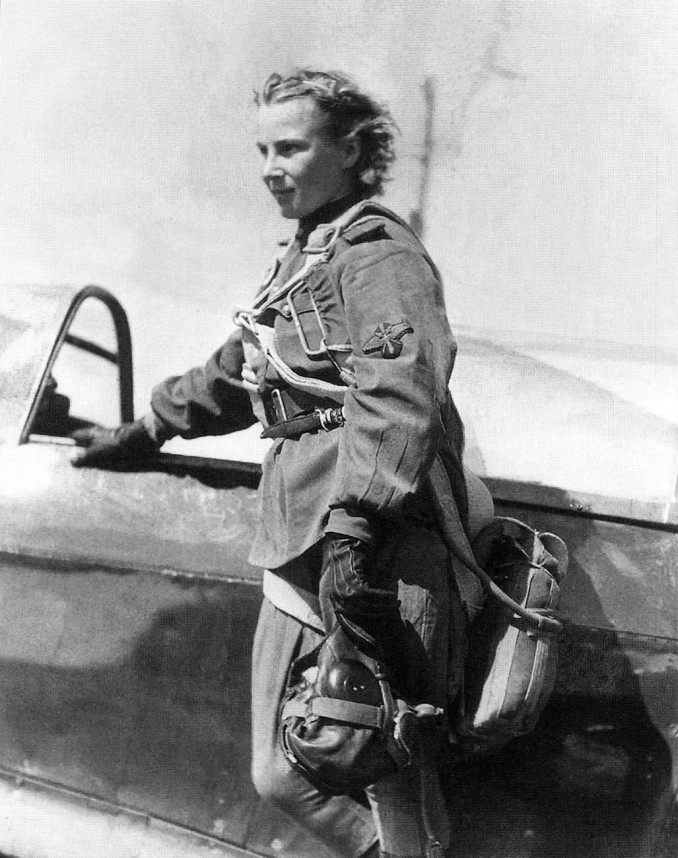 Female Soviet World War Two Pilots Comrade Armchair
