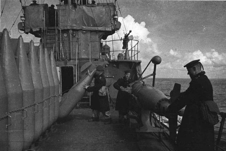 Торпедно минное вооружение торпеды и