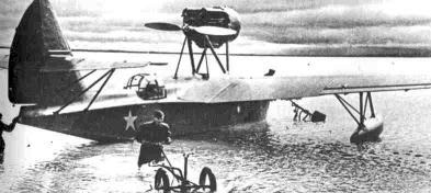 About 1470 flying boat MBR-2 were produced