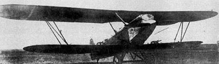 Pre-WW2 attack airplane R-5Sh
