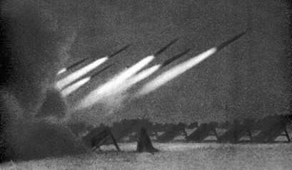 WW2 Soviet Rocket Launchers