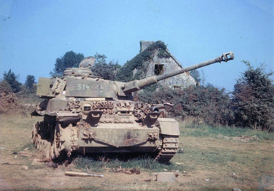 Image result for panzer 4 tank normandy