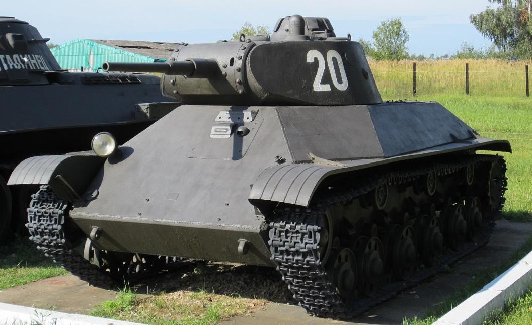 T-50 Light Tank Gallery