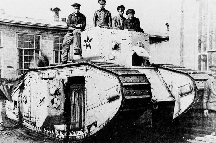 WWI Tanks specifications