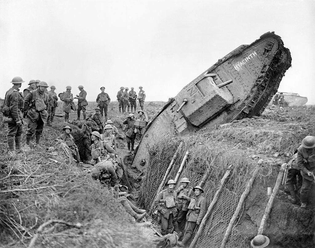 british heavy tanks mkiv
